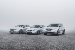 Volvo V40, S60 and XC60 with Polestar Parts