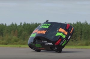 vesa-kivimaki-record-two-wheels